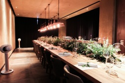 HOTEL PROVERBS | DEVIALET PARTNERSHIP DINING TABLE TO FARM3